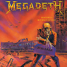 Megadeth – Peace Sells… but Who's Buying?